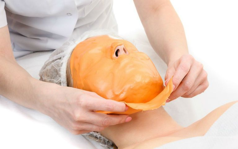 Альгинатная маска для лица в домашних условиях