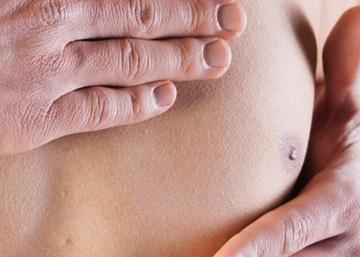 уплотнение в молочной железе у мужчин