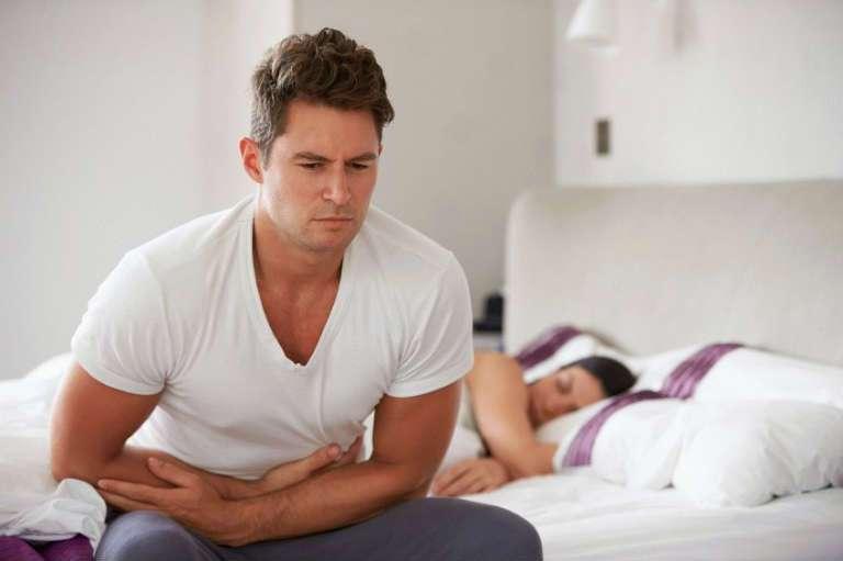 Симптомы язвы желудка на ранних стадиях