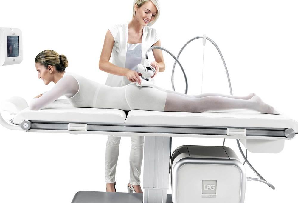 LPG (лпг, лпж) массаж тела — что это такое?
