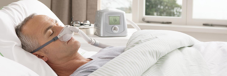 CPAP терапия - метод лечения апноэ сна