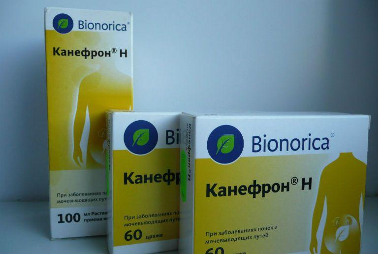 Лечение цистита у женщин, препараты