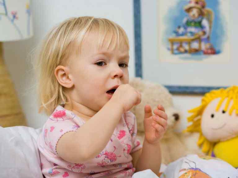 Народные средства от кашля для детей 3-5 лет