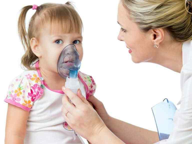 Ингаляции при насморке для детей рецепты
