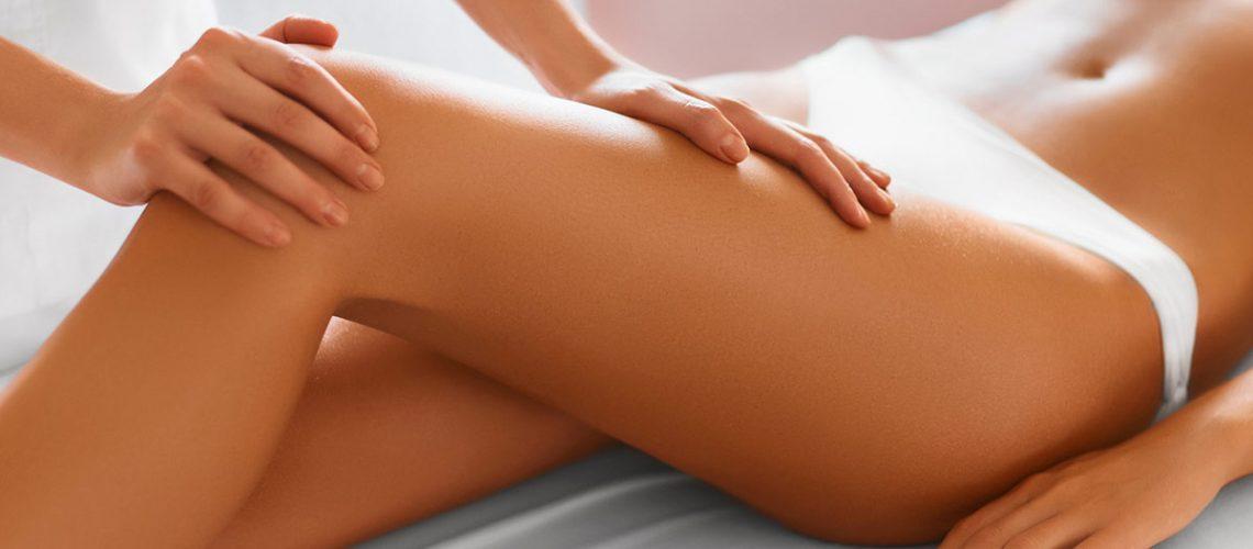 Что такое антицеллюлитный массаж, его польза и вред